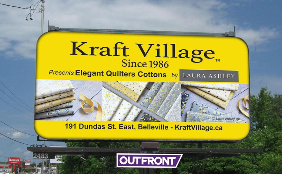 Kraft Village Since 1986
