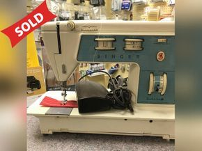 Singer Touch and Sew Model 756