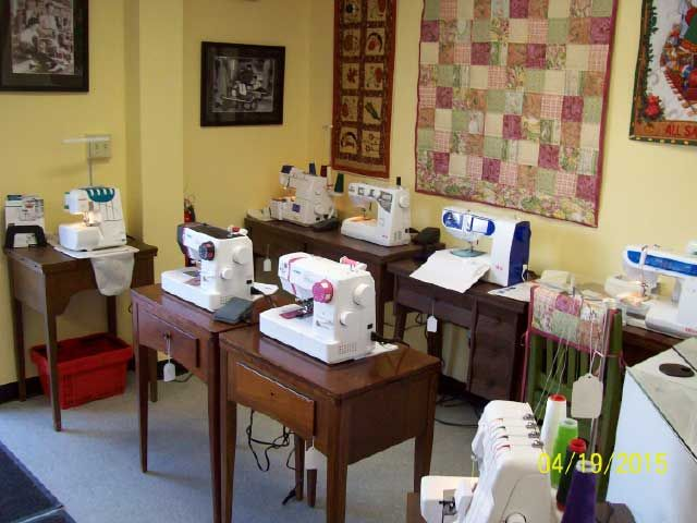 Sewing Machines 1