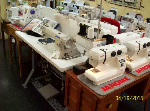 Sewing Machines 3